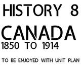 Historical Thinking - Grade 8 - NEW Ontario Curriculum