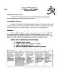 Historical Vaccine Web-quest Assessment