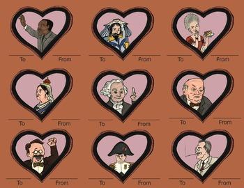 Historical Valentines