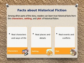 Historical fiction - Introduction and explanation