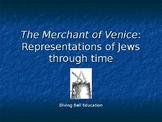 Historical representations of Jews - accompanies Merchant