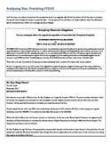 Historiography- Analyzing Bias