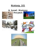 History 101 - A Local History Project