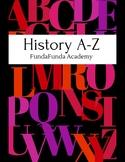 History A-Z