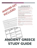 History Alive: Greece Study Guide