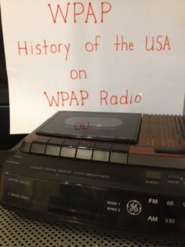 History Alive ON THE RADIO