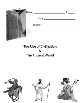 History Alive: The Ancient World Textbook