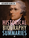 Alexander Hamilton: History, Biography, WebQuest Activity