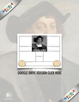 History Biography Summary: Christopher Columbus Webquest