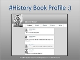History Book Profile (PowerPoint Activity)