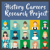 History Careers Research Project and Presentation