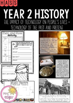 History: Changing Technologies