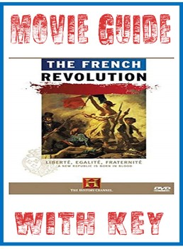 The History Channel: French Revolution Video Guide by Catherine ...