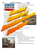 History Channel French Revolution Movie Guide & Key