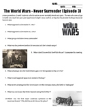 History Channel - The World Wars - Never Surrender (Episode 3)