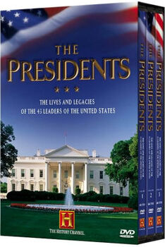 History Channel Video - The Presidents Part 4 (A Johnson - C Arthur)