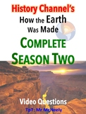 History Channel's How the Earth Was Made Season Two Video