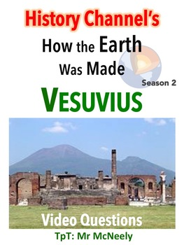 History Channel's How the Earth Was Made: Vesuvius Video Questions