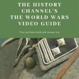 """History Channel's """"The World Wars"""" Video Guide Episode 2 """"A Rising Threat"""""""