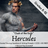 "Episode 2, ""Hercules:"" History Channel's ""Clash of the God"