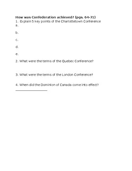 History Chapter 2 Study Notes-Nelson
