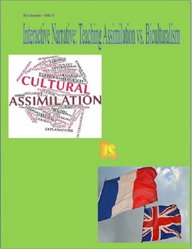 History / Character Ed: Teaching Biculturalism v. Assimilation