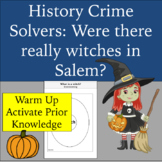 History Crime Solvers: Were there really witches in Salem?