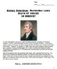 HISTORY DETECTIVE: Death of Meriwether Lewis (Lewis & Clark) w/ Primary Sources