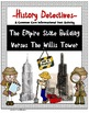Willis Tower and Empire State Building Informational Text