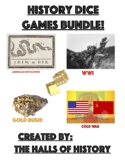 History Dice Game Bundle!!!