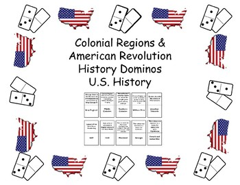 History Dominoes - Constitution