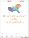 History & Economy of the Southeast Region