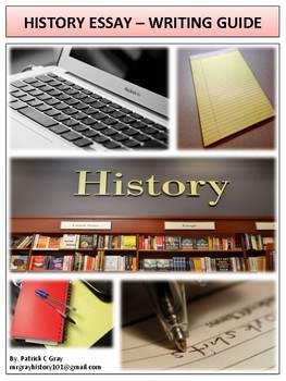 History Essay - Writing Guide