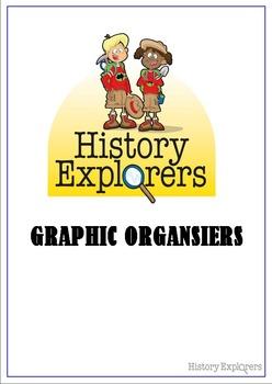 History Explorers Graphic Organisers