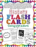 History Flashcards - Conquistadors and Transatlantic Slave Trade