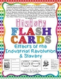 History Flashcards - Effects of the Industrial Revolution