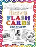 History Flashcards - Imperialism