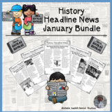 History Headline News Informational Text Reading Social St