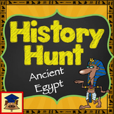History Hunt: Ancient Egypt (Puzzle Pack & Puzzle Treasure Hunt)