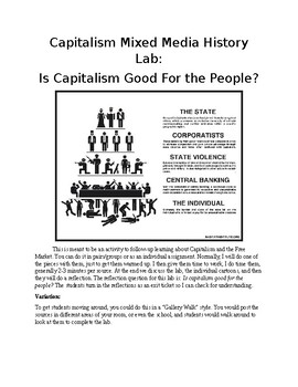 History Lab: Is capitalism good for the people?