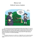 History Lab: Political Cartoons