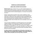 History Lab - Ratification Debate