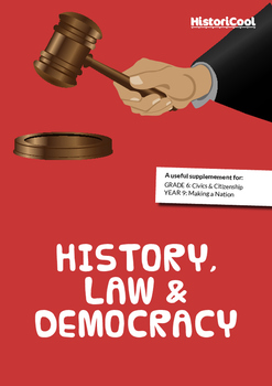 History, Law & Democracy Resource Bundle
