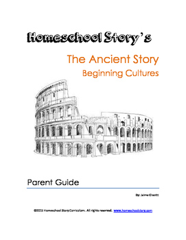 History Lesson Guide - Ancients & Beginning Cultures