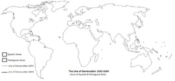 History - Line of Demarcation