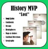 Lyrics - History MVP: Lost (Maps and Globes)