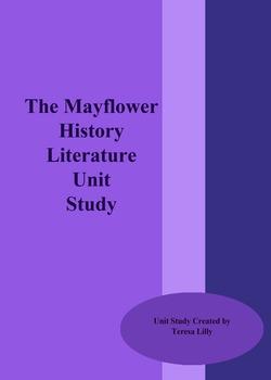 The Mayflower History Literature Unit Study