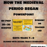Medieval Castles PPT - Middle Ages History - Medieval Europe