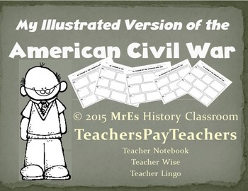 History - My Version of the American Civil War