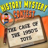 History Mystery - 1950's Toys